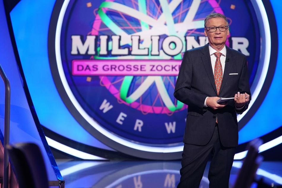"""""""Wer wird Millionär?"""": Günther Jauch gibt unglücklichem Kandidaten zweite Chance!"""