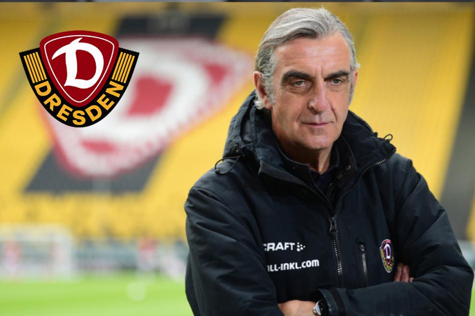 Entscheidung gefallen: Vertrag von Ralf Minge bei Dynamo wird nicht verlängert