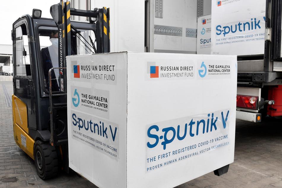 Ungarn impft bereits mit Sputnik V.