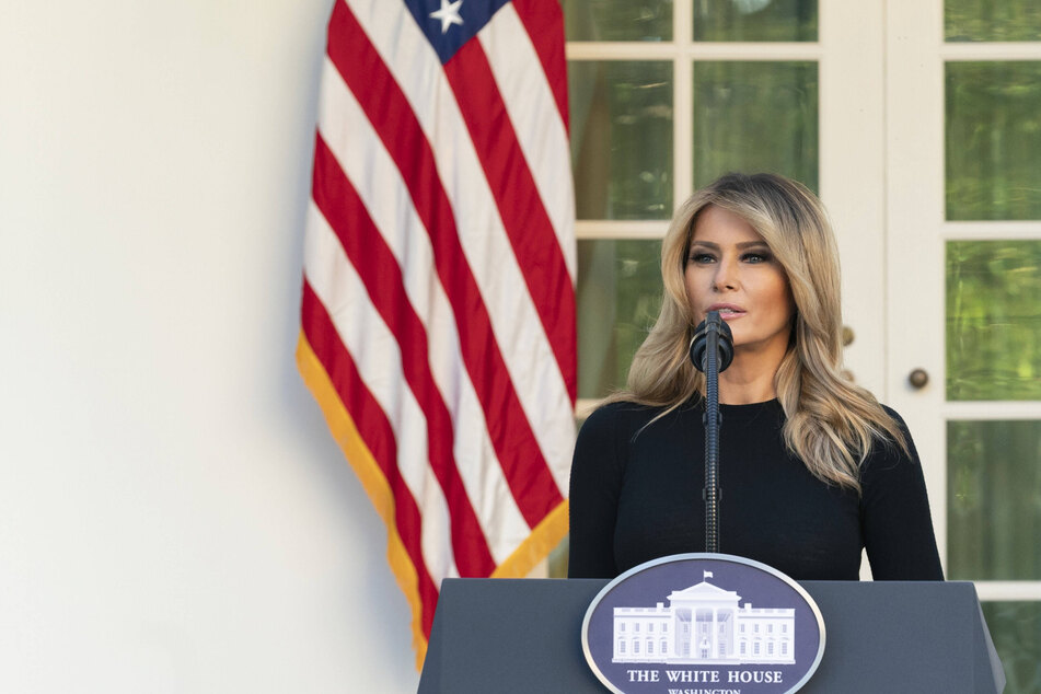 "Melania Trump ""disappointed and disheartened"" after Capitol violence"