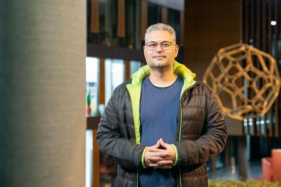 Der Dresdner Forscher Stefan Wanke (44) ist Namensgeber für die neu entdeckte Pflanzenart.