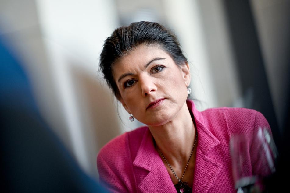 Als Spitzenkandidatin der Linken will die frühere Fraktionschefin Sahra Wagenknecht (51) erneut in Nordrhein-Westfalen bei der Bundestagswahl antreten. (Archivbild)