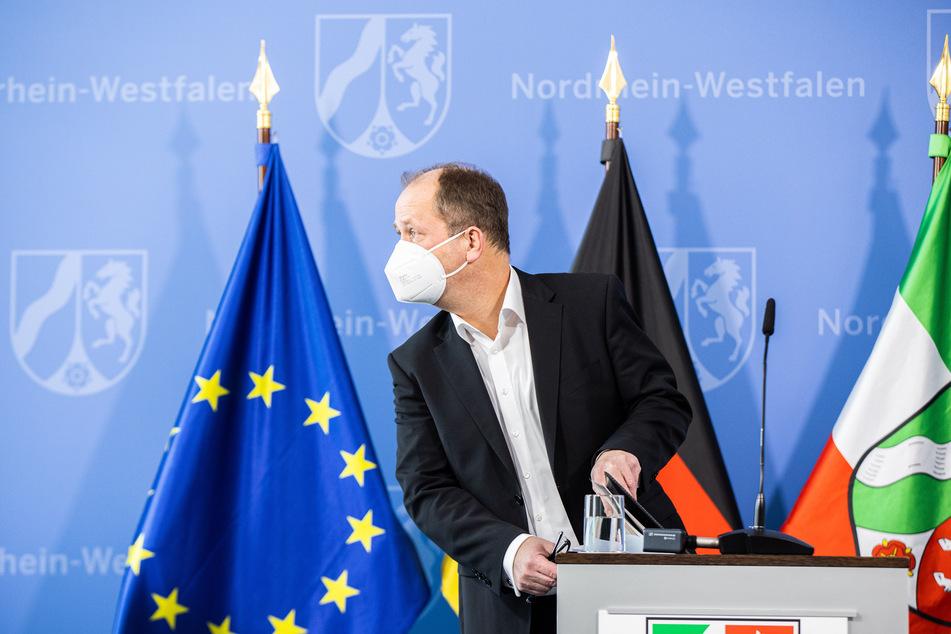 Vize-Ministerpräsident Joachim Stamp (FDP) geht vorerst nicht von weiteren Öffnungen aus.
