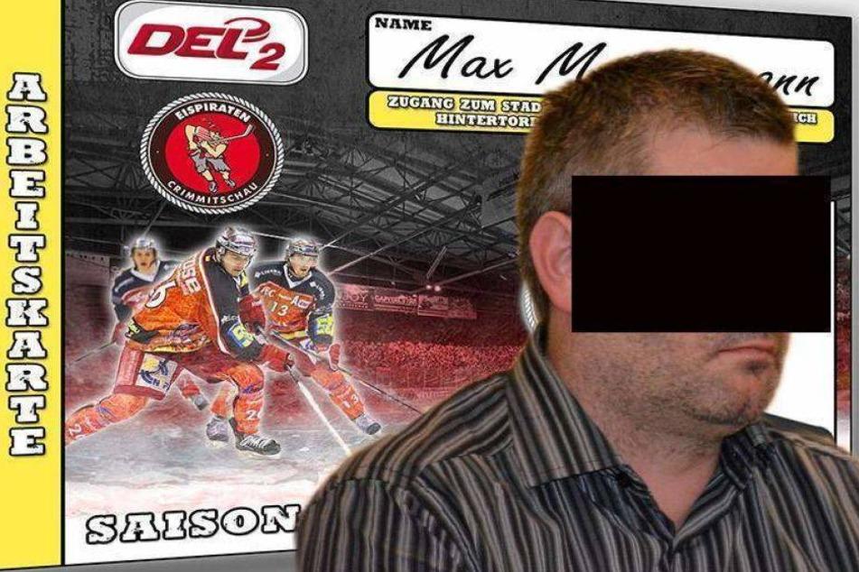 Eishockey-Fan wegen Ticketfälschung verurteilt