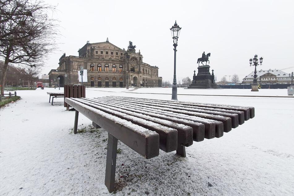 Am heutigen Donnerstag wurde der Winter eingeläutet.