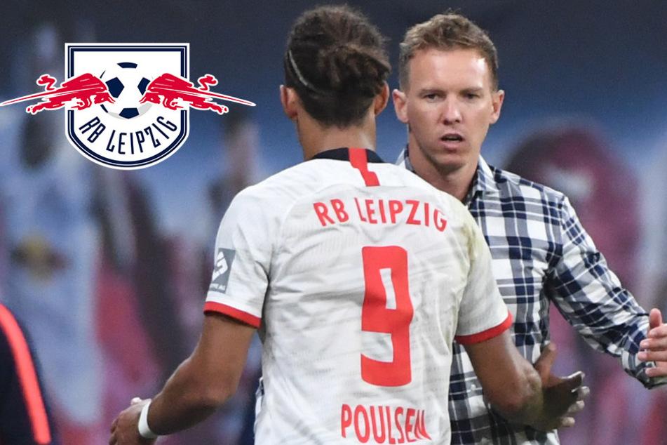 """RB Leipzig: Wechselwunsch von Poulsen? """"Logisch, dass es eine Option wäre"""""""