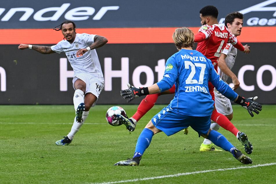 Gegen den 1. FSV Mainz 05 gab es für Borussia Mönchengladbach eine 1:2-Niederlage.