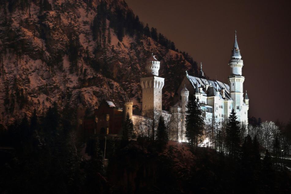 Märchenschloss Neuschwanstein erstrahlt bald in völlig neuem Glanz