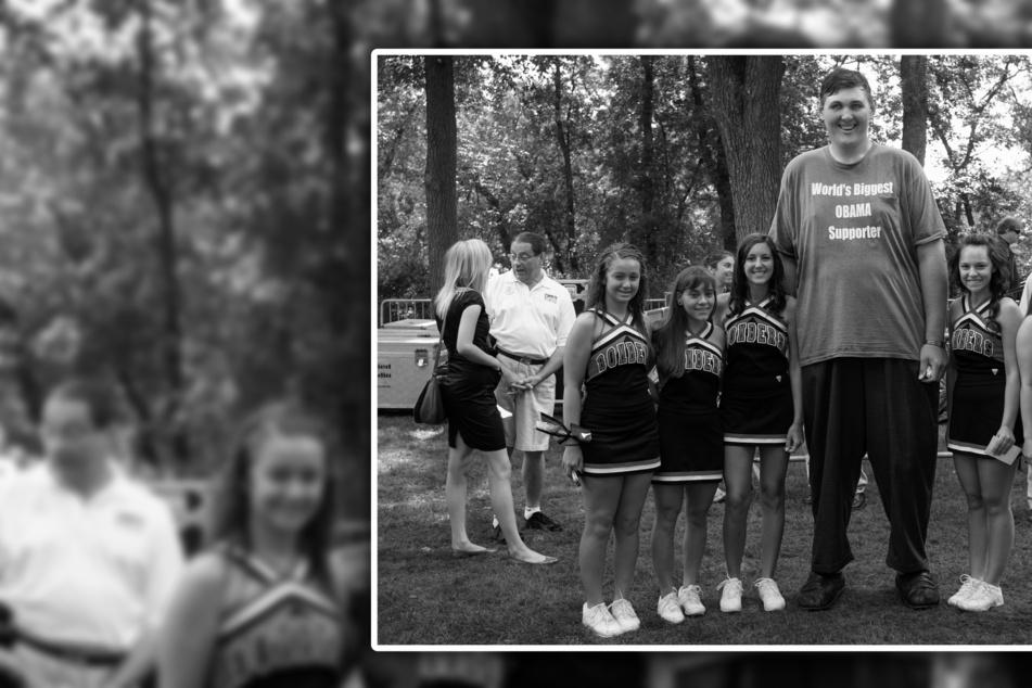 2,35-Meter-Riese: Größter Mann der USA stirbt mit nur 38 Jahren