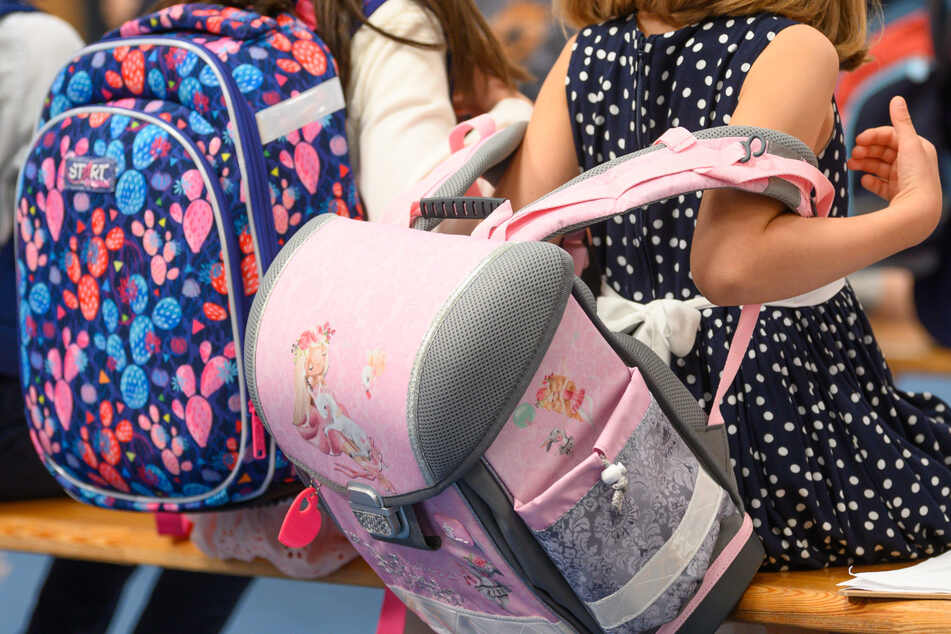 Rund 40.000 Mädchen und Jungen in Sachsen erlebten in diesem Jahr ihren ersten Schultag.