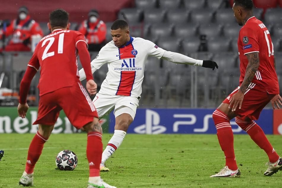 Kylian Mbappé (22, M.) war für Paris Saint-Germain im Hinspiel der Mann des Spiels gegen den FC Bayern München. Wird er es wieder?