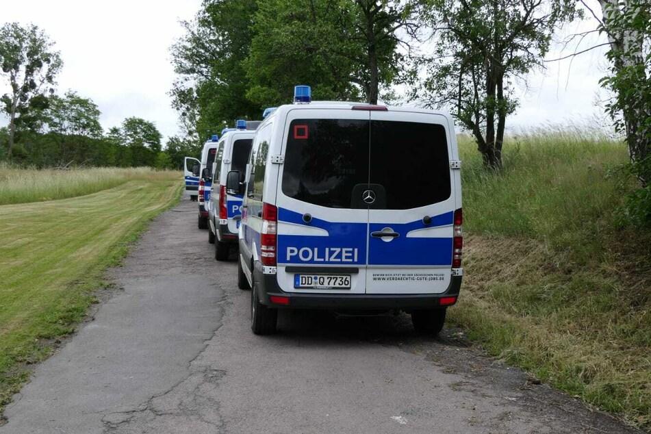 Auch die Suche nach dem vermissten 68-Jährigen wurde im Laufe des Freitags fortgesetzt.
