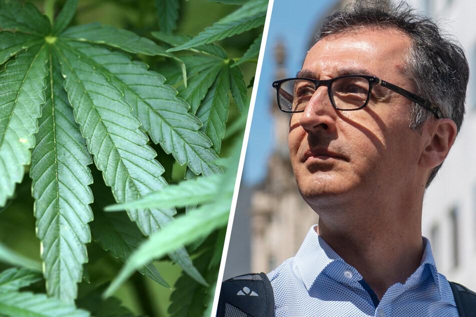 Legalisieren Grüne, FDP und SPD Cannabis? Darum ist Cem Özdemir dafür!