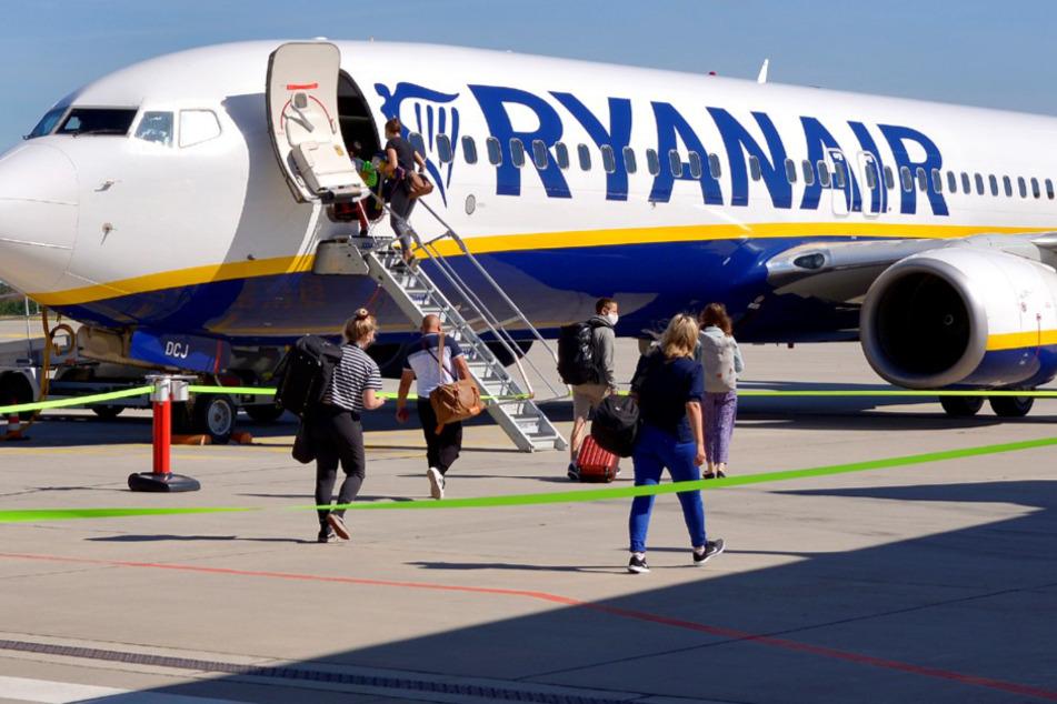 Dresden: Dresden: Ryanair fliegt wieder nach London und auf Malle