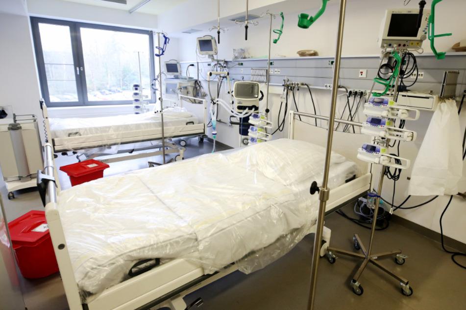 Coronavirus: Französische Patienten sind da