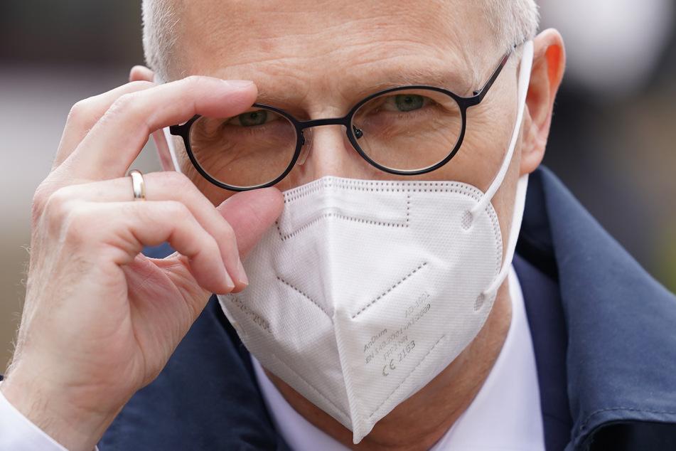 Hamburgs Bürgermeister Peter Tschentscher (55, SPD) ist von der positiven Wirkung der Ausgangssperre überzeugt.
