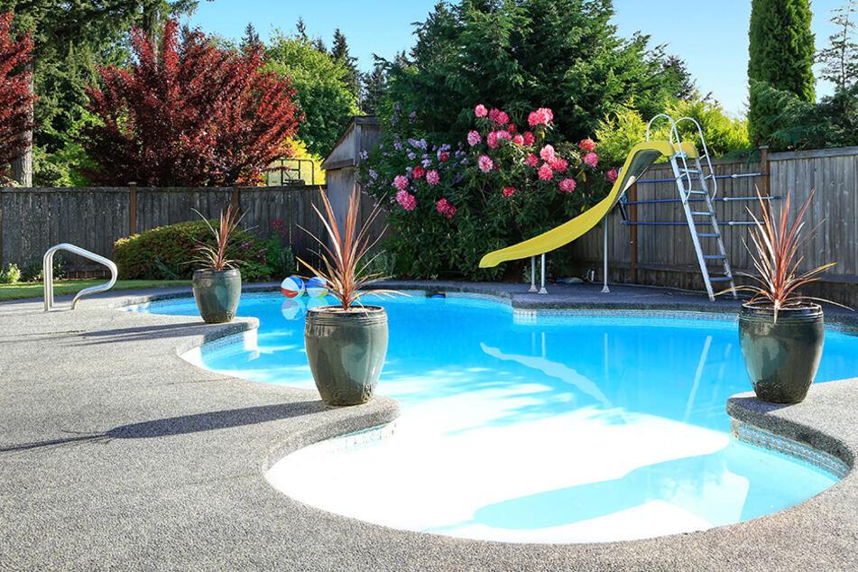Pool, Teich oder Planschbecken? Damit fällt der Sommer nicht ins Wasser!
