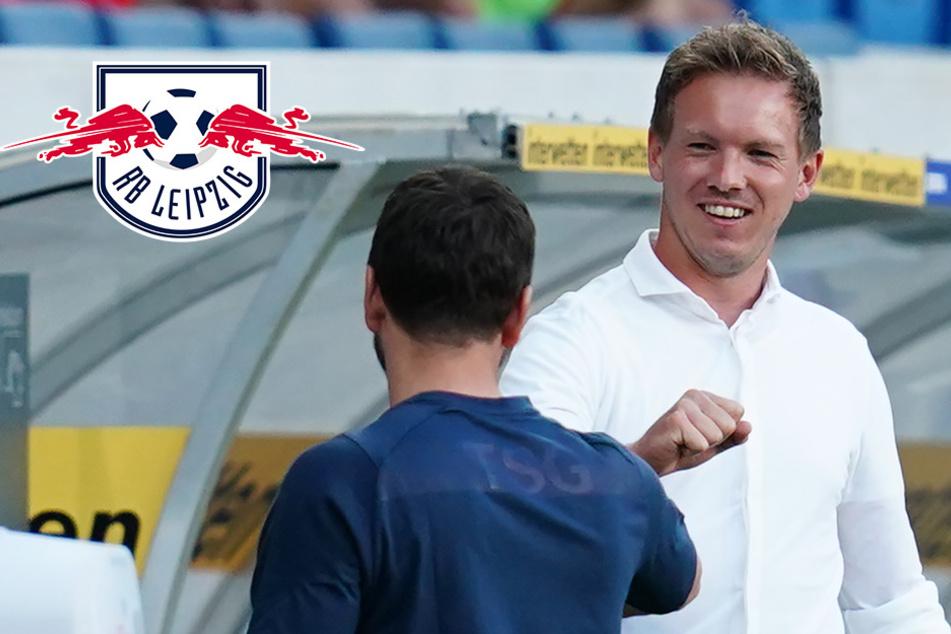 Nagelsmann selbst schuld, dass Hoffenheim RB Leipzig energischen Fight geliefert hat