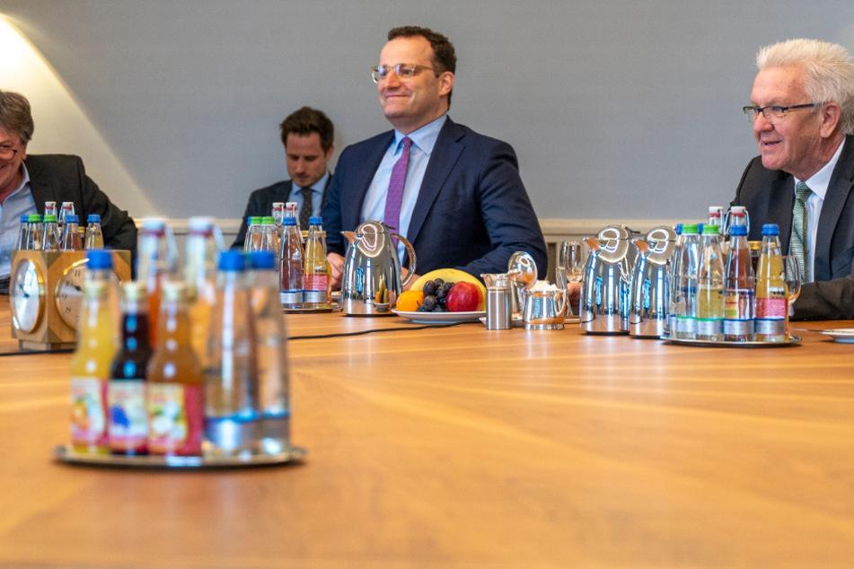 MP Kretschmann zur aktuellen Coronavirus-Lage: Die Infektionskurve flacht ab!