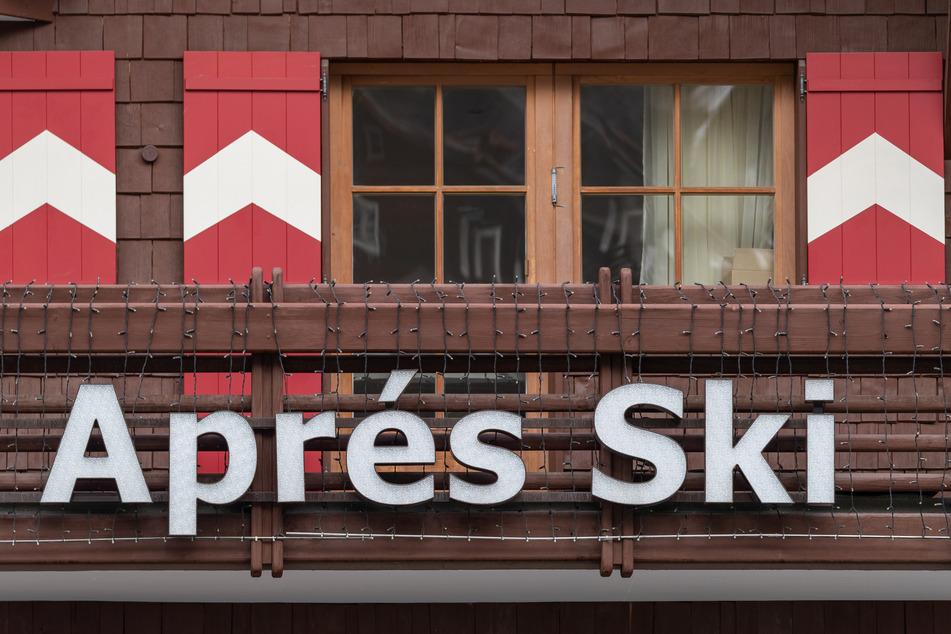 Österreich, Ischgl: Eine Apres-Ski-Bar.