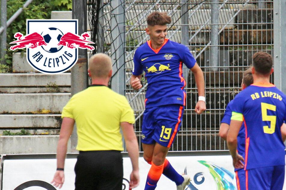 RB Leipzig macht U19-Youngster zum Profi