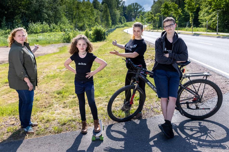 Sport und Spaß in Rabenstein: Stadt plant endlich Treff für die Jugend