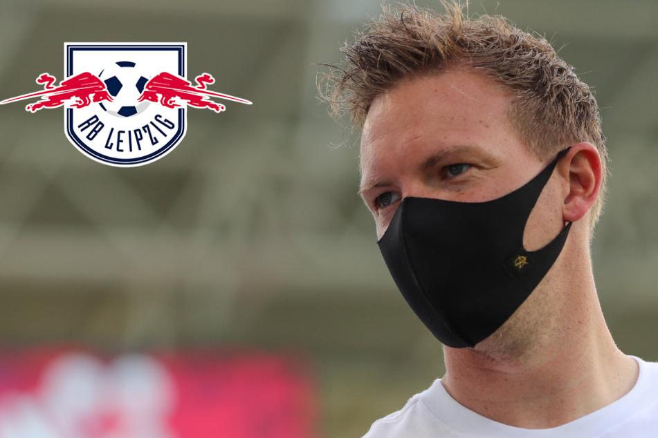 RB-Leipzig-Trainer rechnet vor: So erreichen wir die Champions League