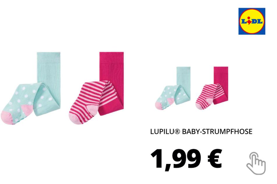 LUPILU® Baby-Strumpfhose