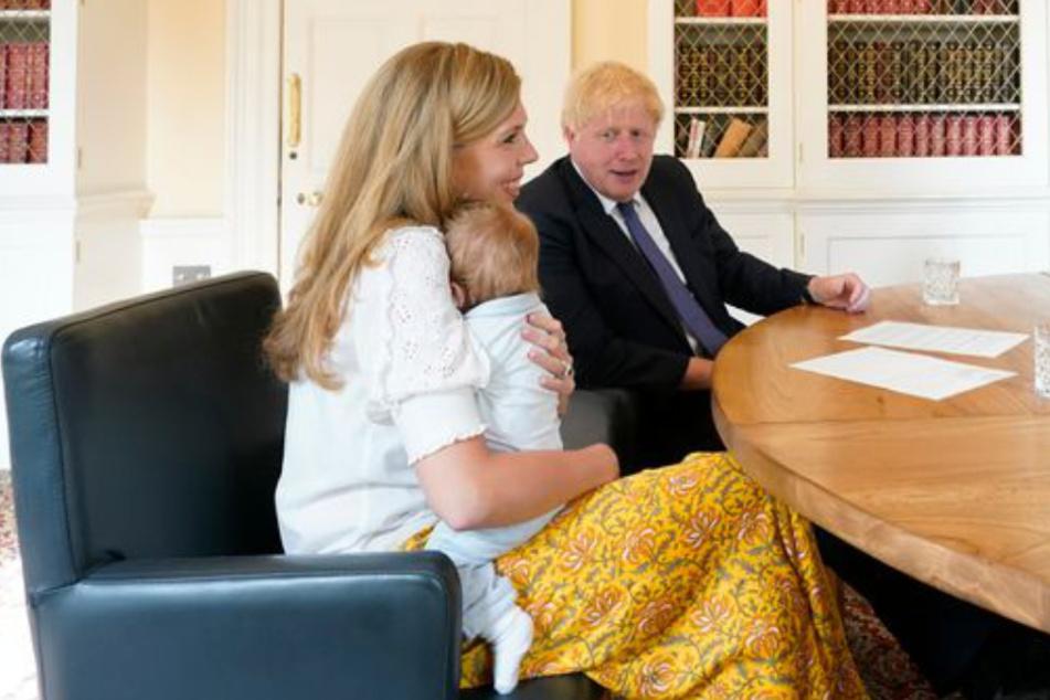 Baby von Brexit-Mann Boris Johnson: Endlich gibt es Fotos!