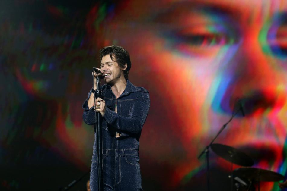"""Harry Styles präsentierte im Dezember sein neues Album """"Fine Line""""."""