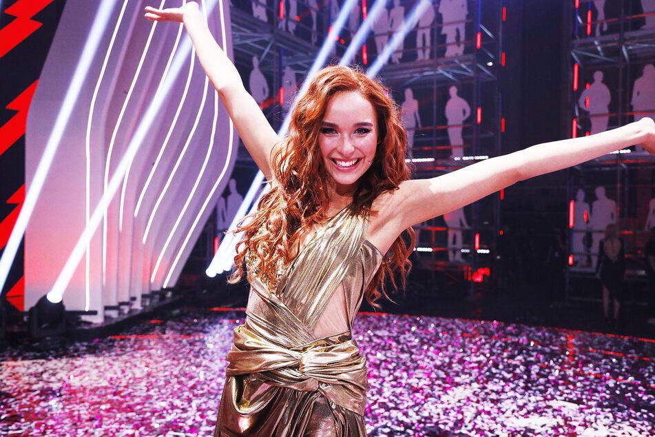 """Jaqueline """"Jacky"""" Wruck (21) gewann die diesjährige 15. Staffel von """"Germany's next Topmodel"""". (Archivbild)"""