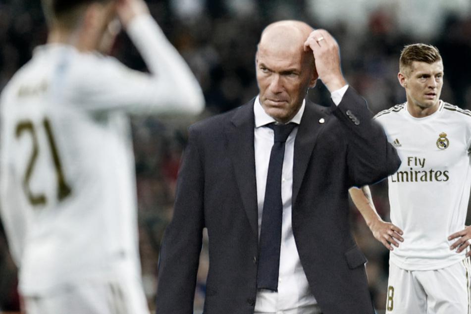 Real Madrid in Finanz-Nöten? Bosse schlagen Alarm: Keine Transfers und weniger Gehalt