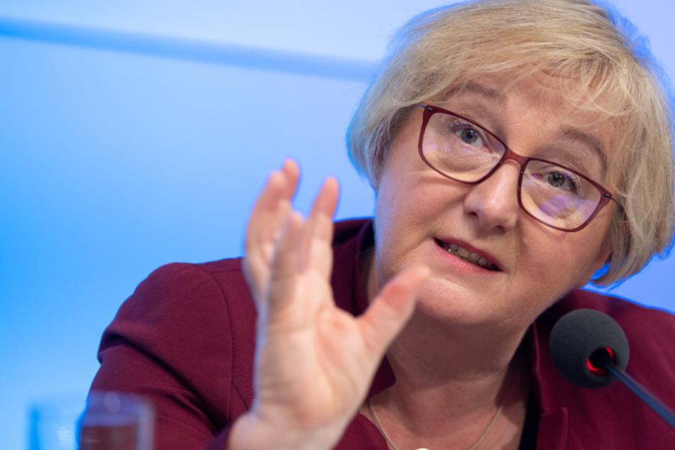 Baden-Württembergs Wissenschaftsministerin Theresia Bauer (55, Grüne).