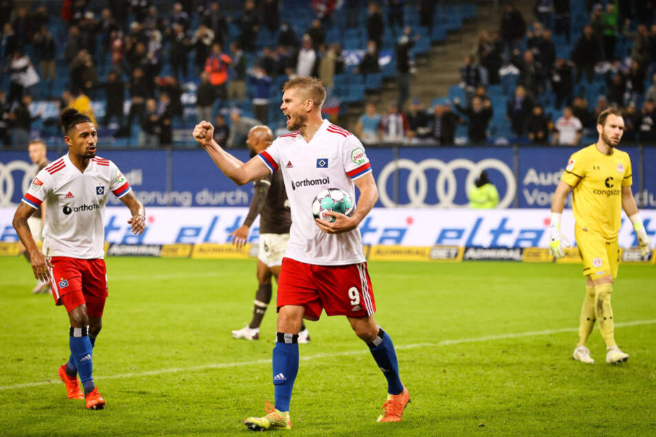 Aktuell steht der HSV sehr gut in der 2. Bundesliga da. Doch wird der Aufstieg dieses Mal gelingen?