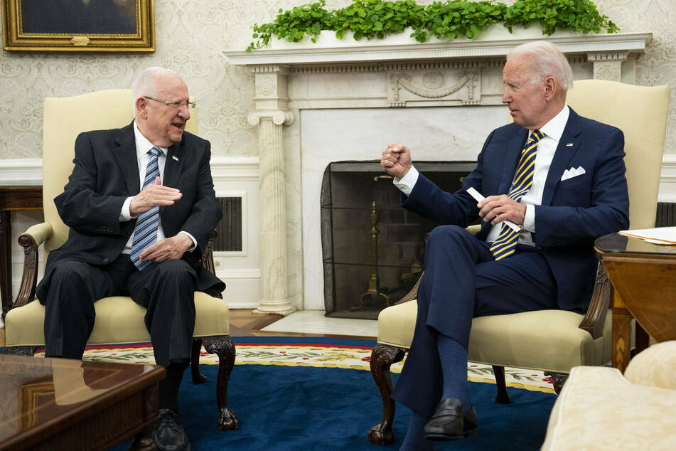 Biden: Iran will never get a nuclear weapon on my watch