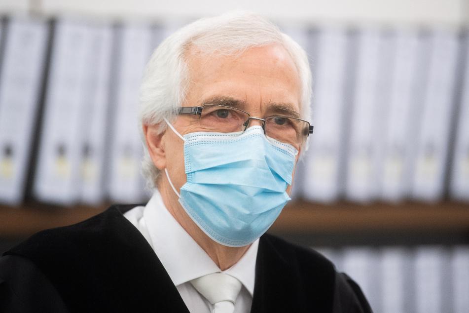 Der Vorsitzende Richter Frank Rosenow verkündete das Urteil.