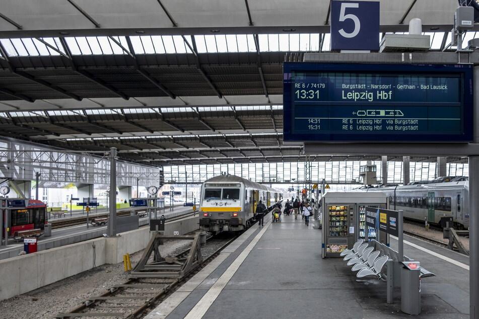 Fernbahn-Anbindung: Experten fordern zweigleisigen Ausbau von Chemnitz nach Leipzig