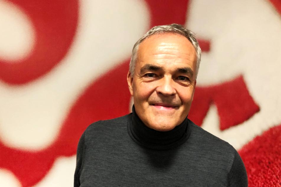 Wolf-Dietrich Erhard ist der Vorsitzende des Vereinsbeirats beim VfB Stuttgart.