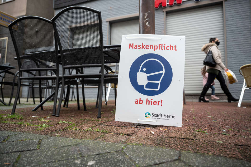 Die Inzidenzzahl ist in Herne mit 171,9 so hoch, wie zurzeit in keiner anderen Stadt in NRW.