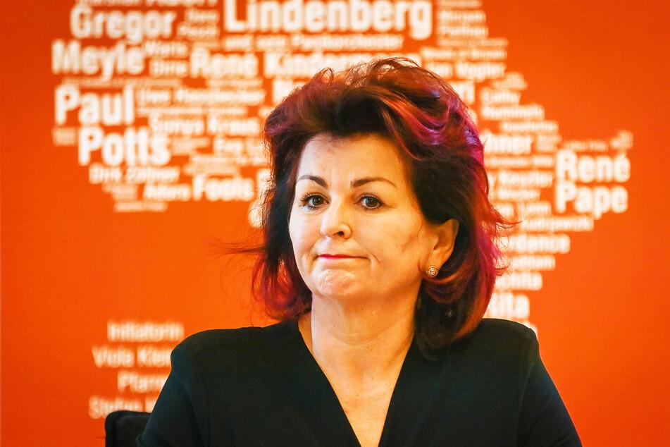 Wehrt sich entschieden gegen die WIederwahl: Viola Klein.