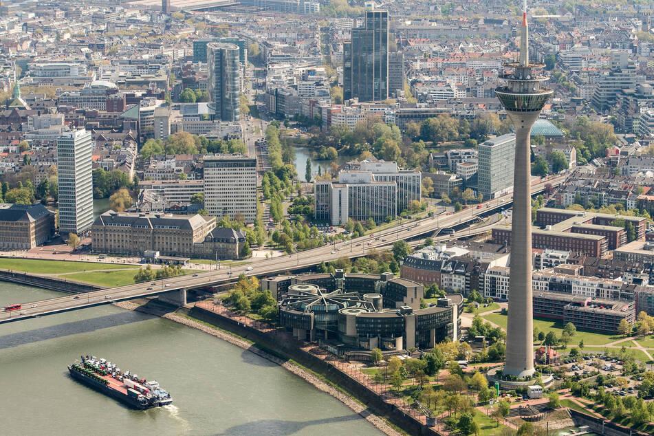 """Hat die Stadt Düsseldorf zu wenig """"Instagramability""""?"""