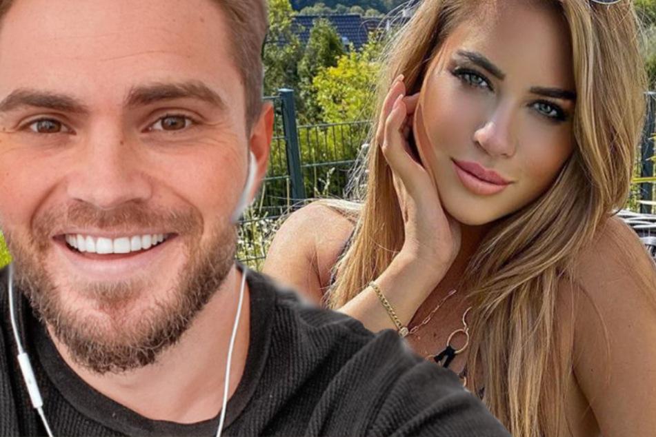 Bachelorette: Chris Tall deckt auf: Johannes Haller und Jessica Paszka sind ein Paar!
