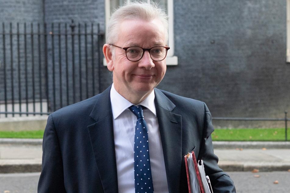 Staatsminister Michael Gove.