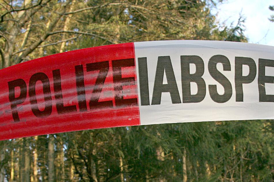 Die Kripo ermittelt nach dem Auffinden des Toten in einem Waldstück in Niederbayern. (Symbolbild)