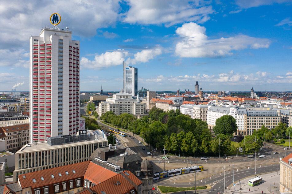 Auch in Leipzig wurden die durch Corona bedingten Mietausfälle weit dramatischer erwartet.