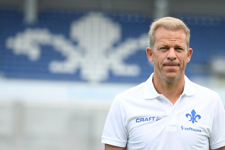 Markus Anfang bestreitet am Samstag sein erstes Pflichtspiel als Trainer des SV Darmstadt 98.