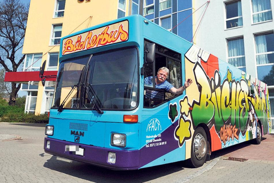 Der Bücherbus macht immer wieder Probleme. Die SPD-Fraktion fordert endlich einen neuen.