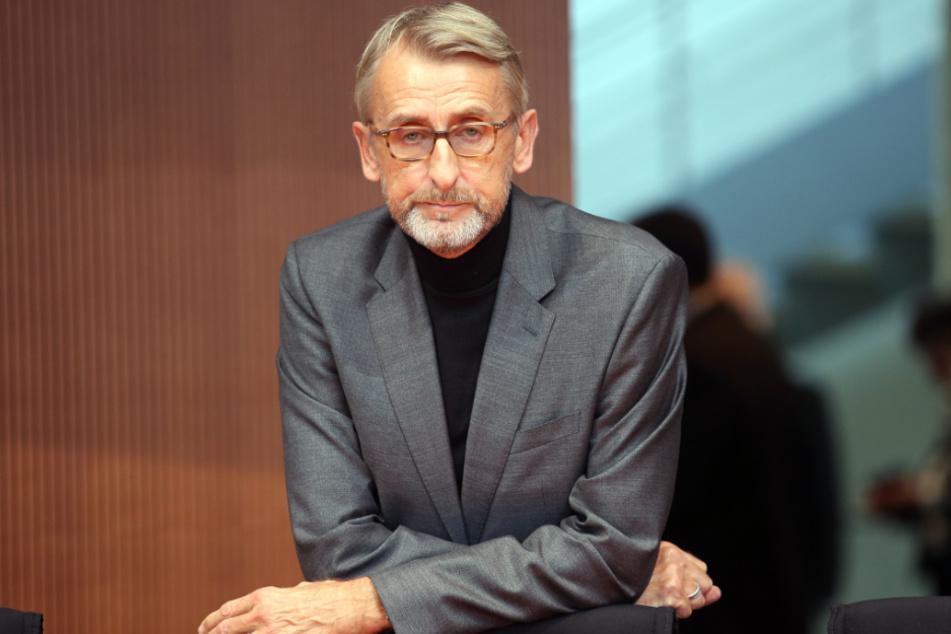CDU-Innenexperte Armin Schuster (59).