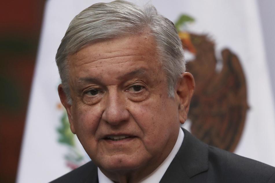 Der mexikanische Staatspräsident Andrés Manuel López Obrador (67) ist an Covid-19 erkrankt.