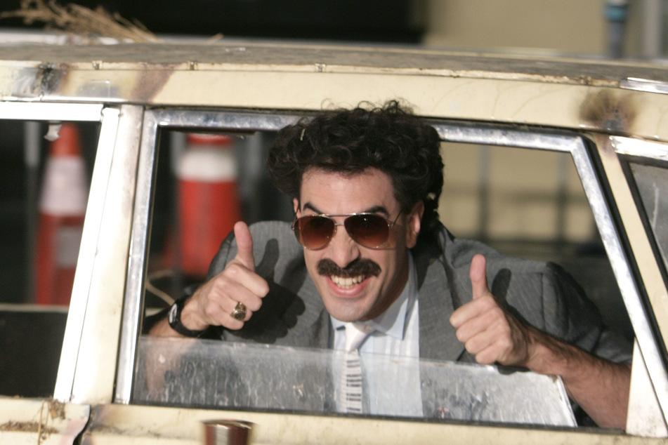 """Borat"" gilt als Parade-Rolle Sasha Baron Cohens."
